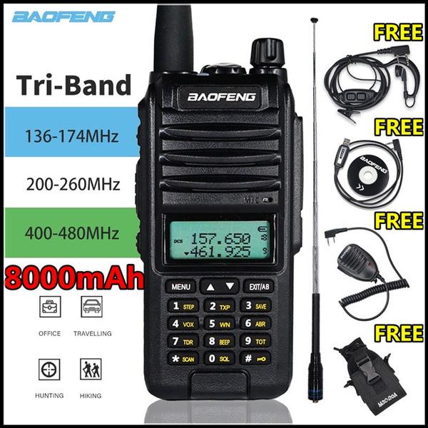 longrange, walkietalkieset, telecommunication, Waterproof