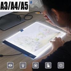 stencilboard, lightpad, tattookit, leddrawingboard