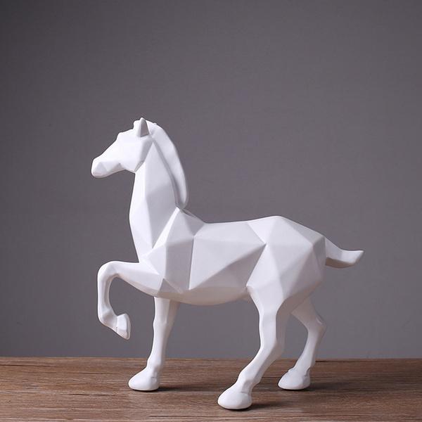 decoration, horse, craftsresin, Home Decor