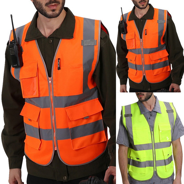 Vest, Riding Bicycle, unisex, safetyvest