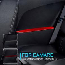 Fiber, 20102015camaro, carrearseatarmrest, carbon fiber