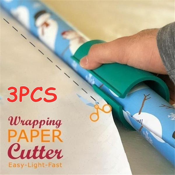 Christmas, Gifts, wrappingpapercutter, Tool