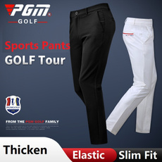 trousers, Golf, pants, Spring
