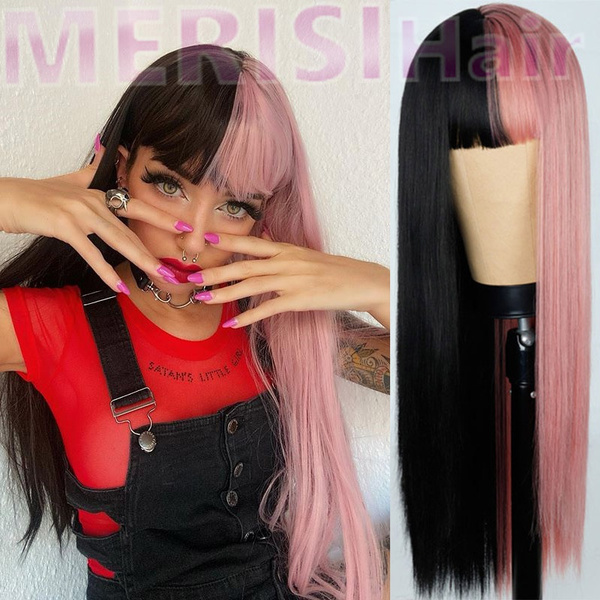 wig, lolitawigcosplay, Lolita fashion, Straight Hair
