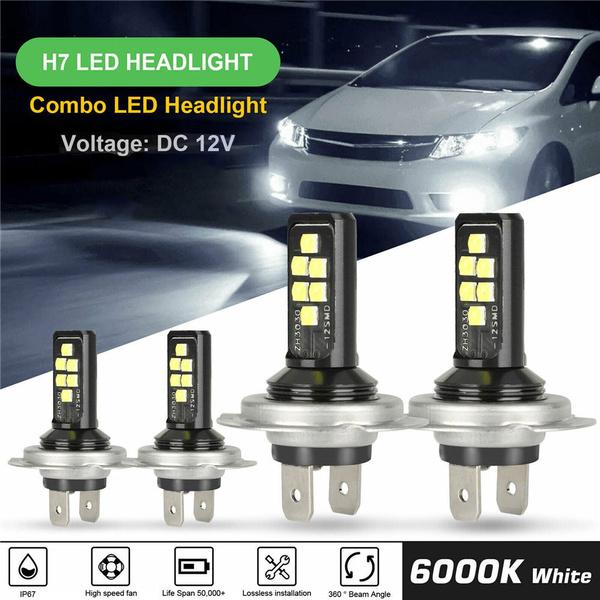 LED Headlights, led, carheadlight, Cars