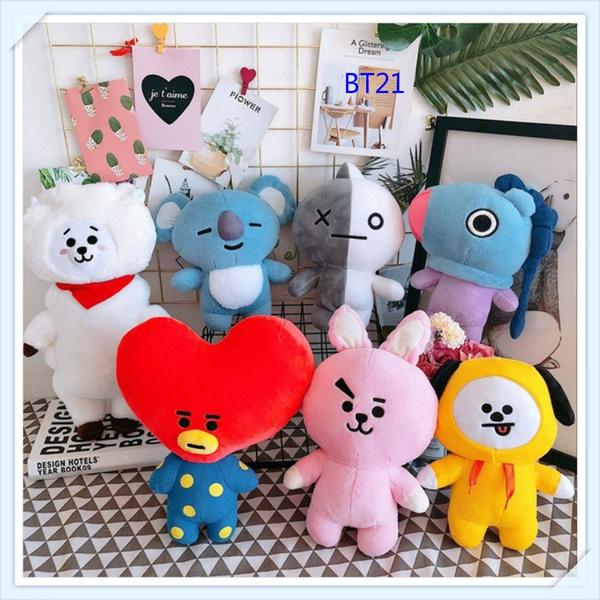 btsplushtoy, Toy, Star, doll