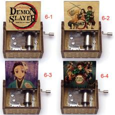 Box, gurenge, Music, Demon