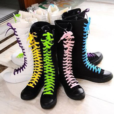 Knee High Boots, Sneakers, kneehighshoe, Knee High