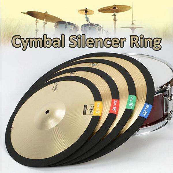 cymbalsilentpad, cymbalmutepracticesilencer, Sleeve, cymbalsilencer