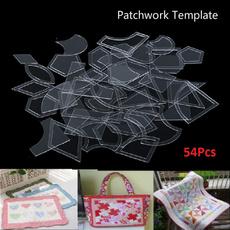 templatetool, presserlinestemplate, Quilting, sewingmachine
