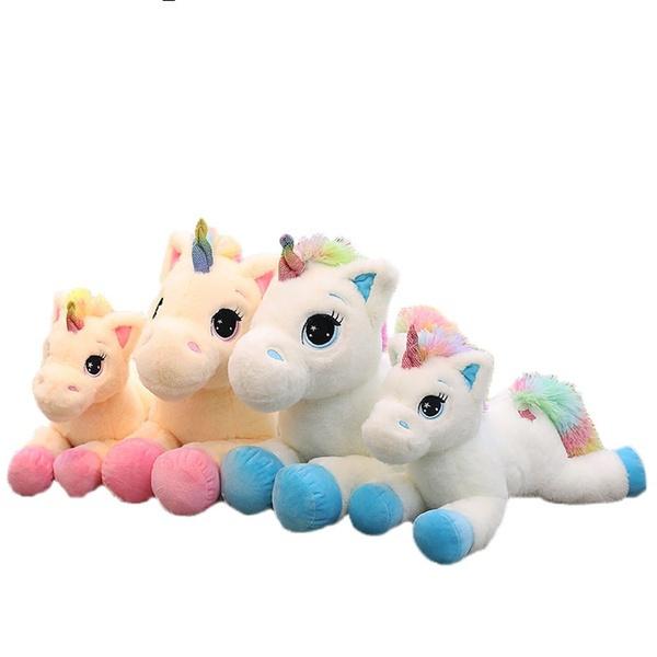 Plush Toys, rainbow, Decor, Toy