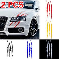 Car Sticker, Claws, automobile, Stickers