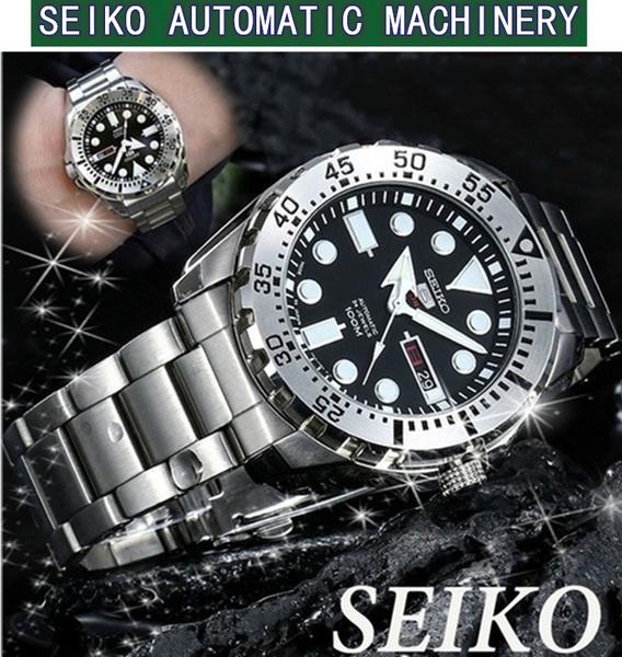 seiko5, seikotelescope, Classics, Watch