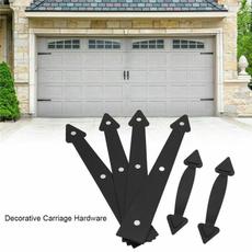 Decorative, fauxhardware, hingeshandle, Door
