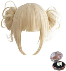 Synthetic, wig, Shorts, Cosplay