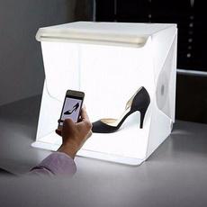 Box, Mini, miniphotostudio, led