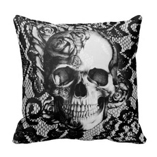 case, Lace, skull, Home & Living