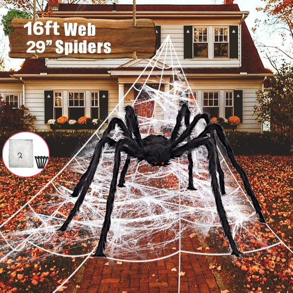 Large Spider Decoration For House  from canary.contestimg.wish.com