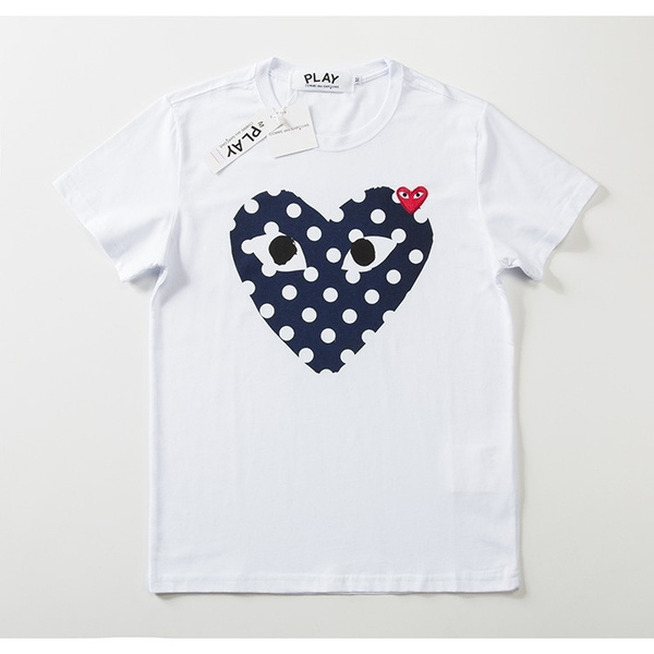 play, cdg, Shirt, Sleeve