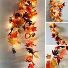 leaves, Decor, led, Home Decor