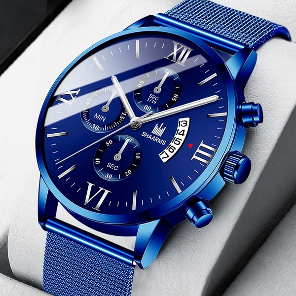Steel, Fashion, meshbeltwatch, business watch