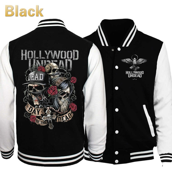 Fashion, bandjacket, hollywoodundead, hollywoodundeadhoodiesjacket