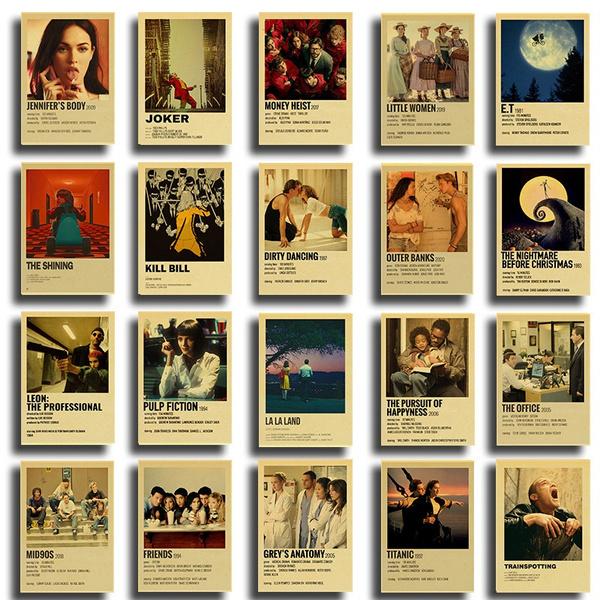 Decor, art, Classics, movieposter