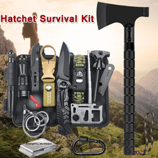 survivalkitknife, Відпочинок на природі, Survival, emergencysurvivalkit