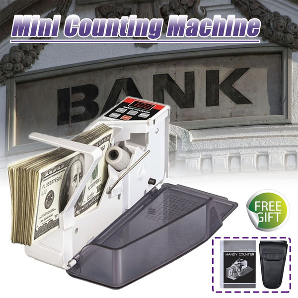 Mini, moneycounter, cashcountingmachine, billcountingmachine