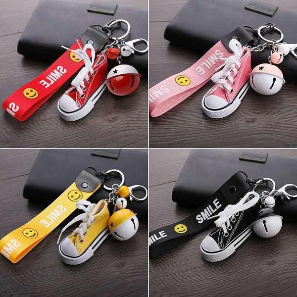 smallbell, Key Chain, ornamentsforbag, Key Rings
