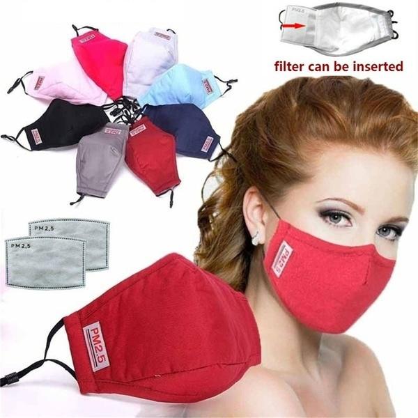 Cotton, filtermask, unisexmask, Masks