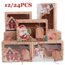Box, christmascandyboxe, Gifts, decorativetreatsboxe