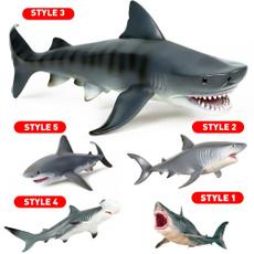Funny, Shark, Toy, Animal
