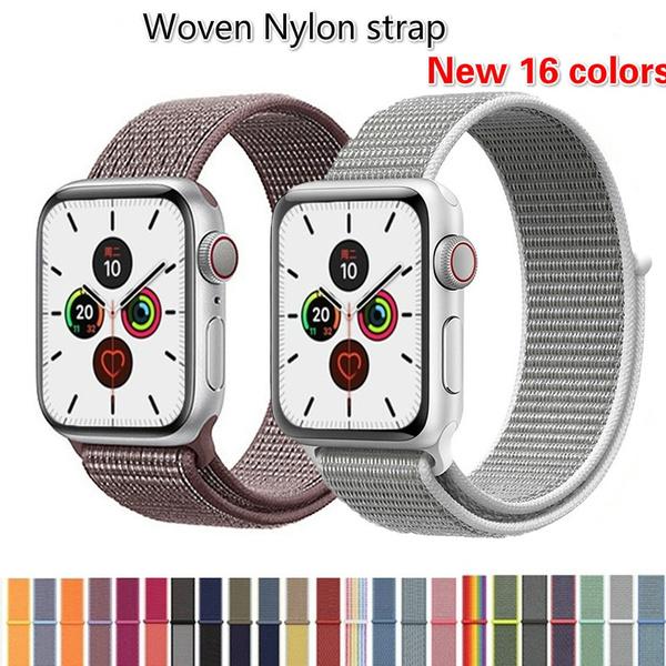 Nylon, Jewelry, applewatchband42mm, apple accessories