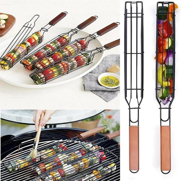 Steel, barbecuegrillmesh, Kitchen & Dining, barbecuefolder