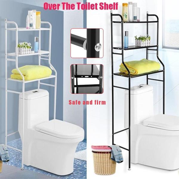 overtoiletshelf, storagerack, Bathroom, organizershelf