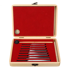 Box, Steel, Musical Instruments, tuningfork