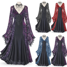Goth, Fashion, Lace, Cosplay Costume