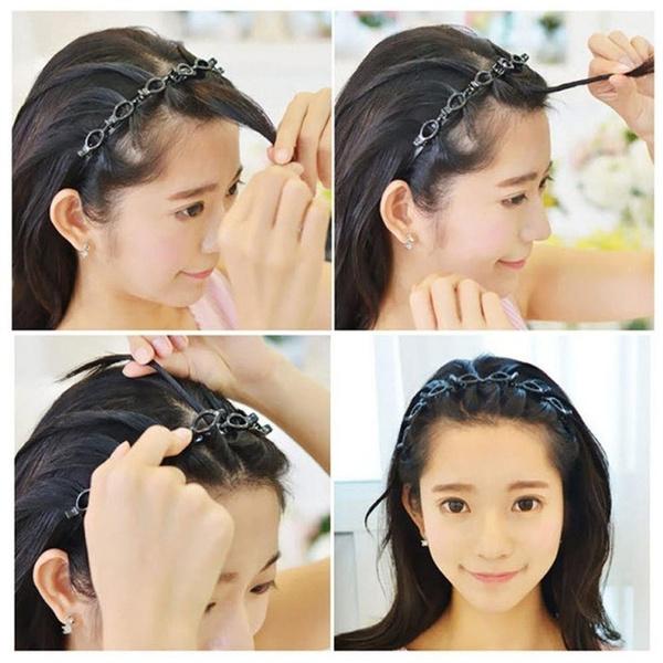 flowersrose, Fashion, hairornament, Head Bands
