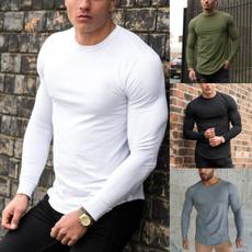 Sport, Shirt, Fitness, Long sleeved