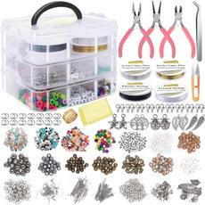 Jewelry, Jewelry Making, beadscharm, Bracelet