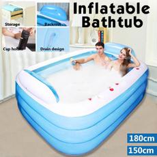 adultbathtub, foldingbathtub, inflatableswimmingpool, Inflatable