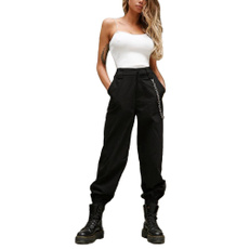 Hip-hop Style, womenstrouser, trousers, casualtrouser