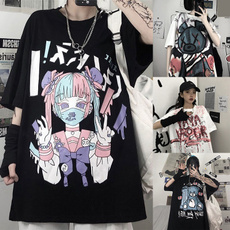Summer, Goth, Fashion, Grunge