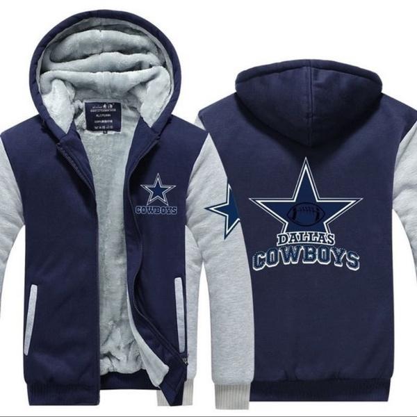 casual coat, woolfleece, Casual Hoodie, Dallas