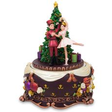 nutcracker, Figurine, musicalfigurine, Dancing