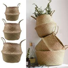 laundrybasket, Plants, Home & Living, Handmade