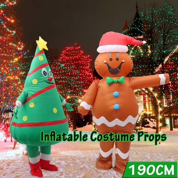 inflatablecostume, Cosplay, Christmas, partyprop