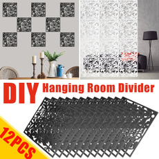 roomdivider, Home & Living, hangingroomdivider, decoration