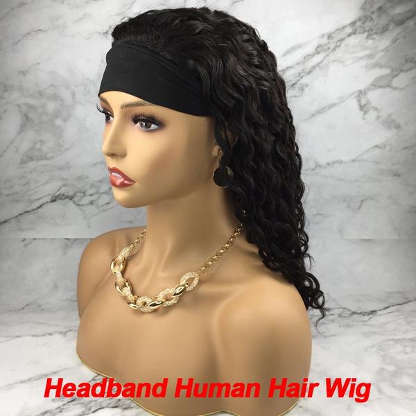 wig, hair, Head Bands, headbandwig